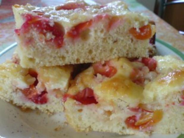 Kuchen - Resteverwertung Mirabellen - Rezept - Bild Nr. 10