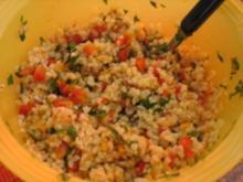 Couscous-Salat zitronenfrisch - Rezept