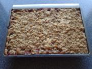 Pflaumen-Streusel-Kuchen - Rezept