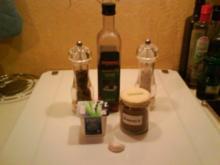 Salatdressing: Asiatisches Joghurtdressing - Rezept