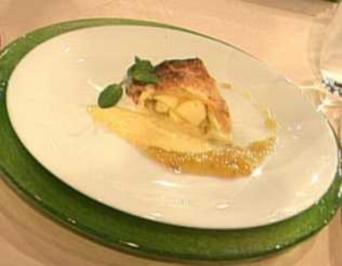 Französische Apfeltarte (Hildegard Krekel) - Rezept