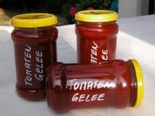 Tomatengelee - Rezept