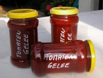Rezept: Tomatengelee