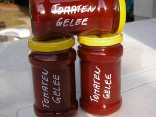 Tomatengelee - Rezept - Bild Nr. 2