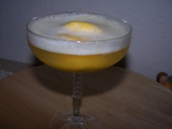 Pfirsich-Sorbet - Rezept