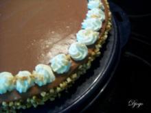 Mousse au Chocolat Kuchen - Rezept