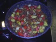 Hack - Gemüse-Hack-Pfanne - Rezept