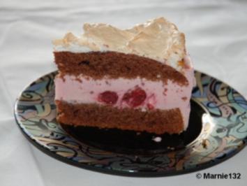 Rote Grütze Torte - Rezept
