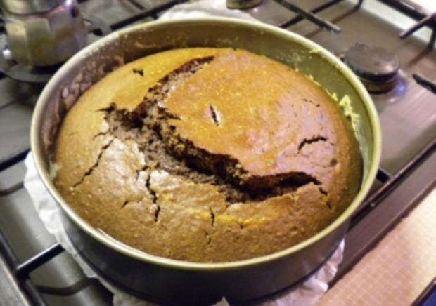Kuchen: Buttermilch-Schoko (der Schnelle ;-) - Rezept - Bild Nr. 2