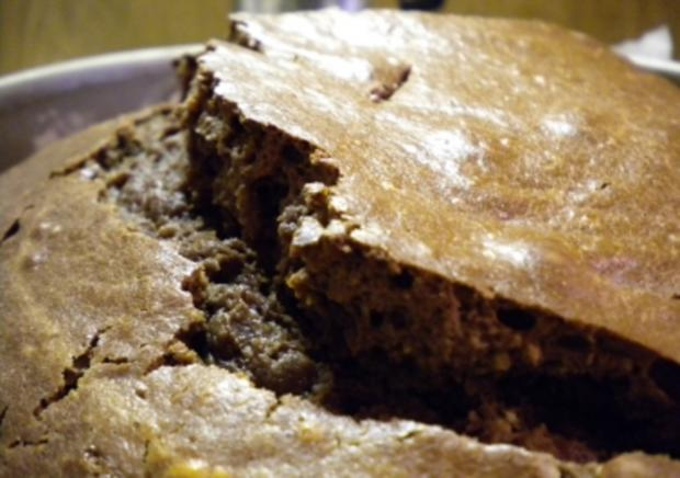 Kuchen: Buttermilch-Schoko (der Schnelle ;-) - Rezept - Bild Nr. 3