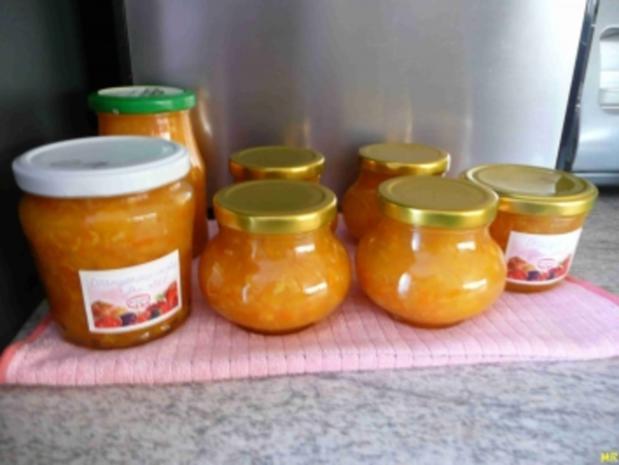 Marmelade - Orangenmarmelade - Rezept - Bild Nr. 3