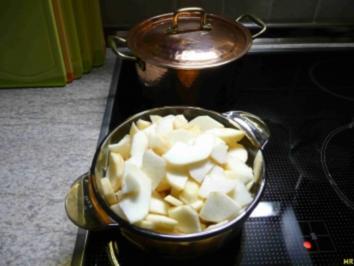 Dessert : Apfelmus selbstgemacht - Rezept