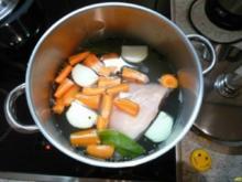 Schwein - Meine Haxe - Rezept