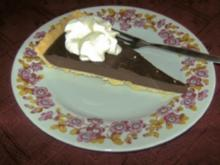 Schokoladen-Tarte - Rezept