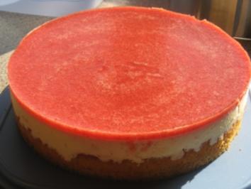 Marmorierte Joghurt Quark Torte Rezept Kochbar De