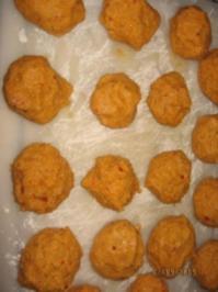Vegetarische Linsen-Frikadellen  Mercimek köftesi - Rezept