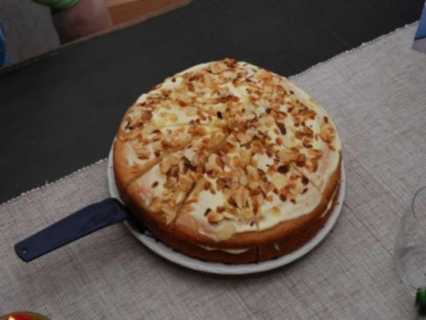 Kuchen - Sprudelkuchen - Rezept
