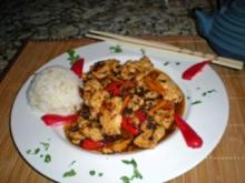 Kung Pao Chicken - Rezept