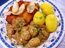 Champignon-Schnitzel ... - Rezept - Bild Nr. 285