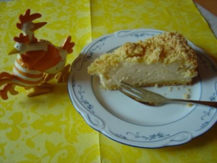 Cafe´-Haus-Käse-Kuchen... - Rezept