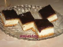 Schoki- Kokos Ecken - Rezept