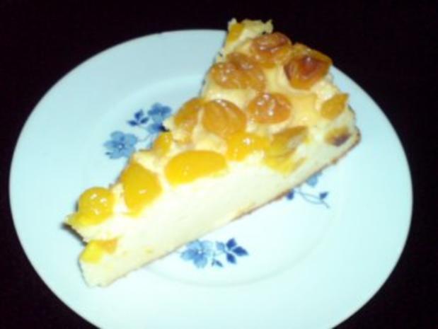 Käse - Mirabellen - Kuchen - Rezept - Bild Nr. 9
