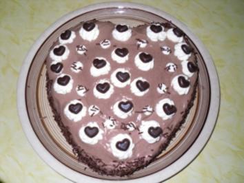 Schoko Herz Torte Rezept Mit Bild Kochbar De