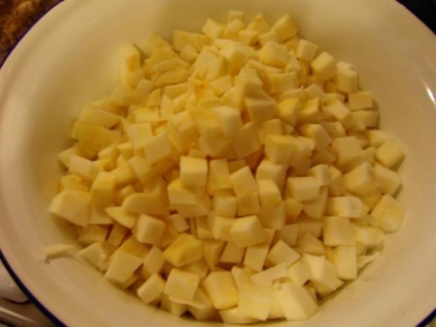 Suppe eingekocht, mit Schweinefleisch und Gemüse - Rezept - Bild Nr. 5