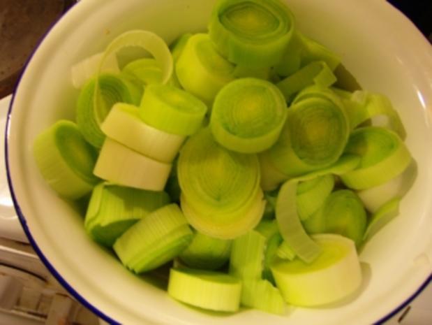 Suppe eingekocht, mit Schweinefleisch und Gemüse - Rezept - Bild Nr. 6