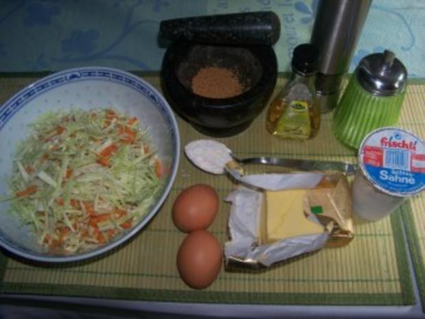 Cole Slaw - Amerikanischer Krautsalat - Rezept - Bild Nr. 2