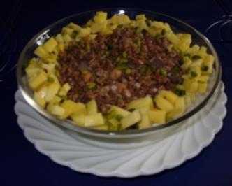 Appetitliches Frühstücksmüsli - Rezept