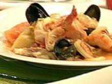 Toskanischer Fischeintopf - Rezept