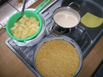 Rezept: Käse-Apfelkuchen