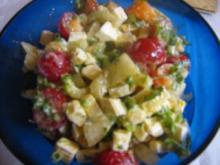 Griechischer Sommersalat - Rezept