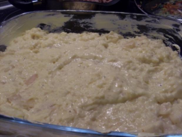 Kartoffelauflauf mit Hackfleisch und Gemüse - Rezept - Bild Nr. 5