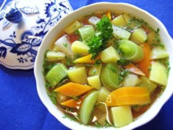 Gemüse-Kartoffeln ... - Rezept