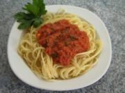 Tunfisch-Spaghetti! - Rezept