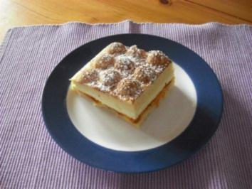 Italienische pudding torte