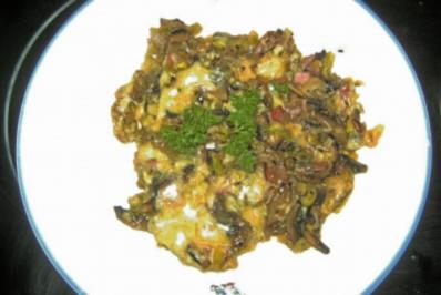 Pilzpfanne - Rezept