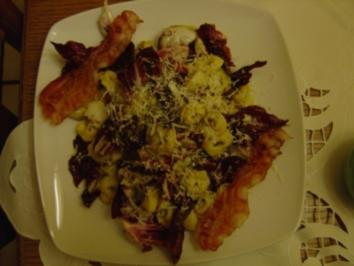Tortellini-Bacon-Salat - Rezept