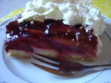 Pflaumenkuchen wie vom Bäcker... - Rezept