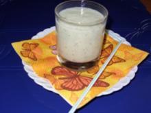 Buttermilch-Gurken-Shake - Rezept
