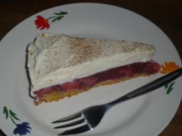 Backwerk: Amerika-Torte - Rezept