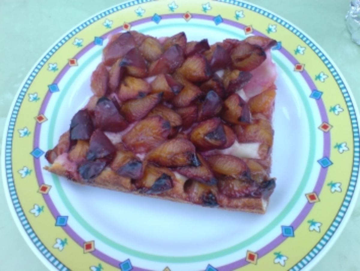 Pflaumenkuchen Rezept von meiner Mama!!!! Und heute gegessen!! Rezept Eingereicht von Stoglic