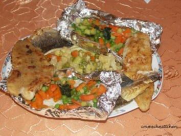 Dreierlei Fisch - Rezept - Bild Nr. 2