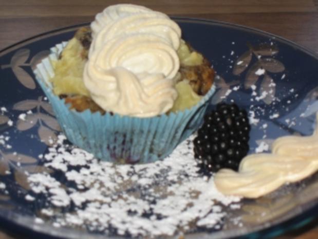 Brombeer-Baiser-Muffins - Rezept - Bild Nr. 7