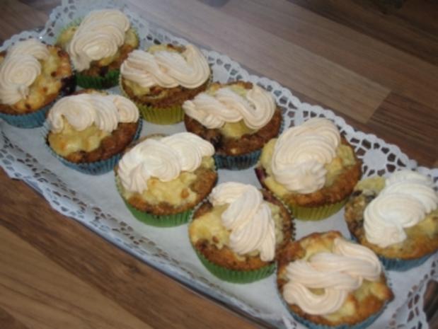 Brombeer-Baiser-Muffins - Rezept - Bild Nr. 8