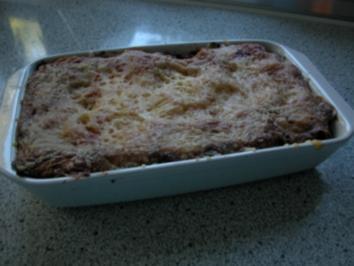 Alles wird gut - Lasagne - Rezept