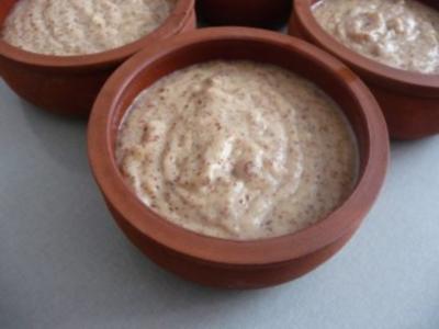 Türkisches Mandeldessert - Keskül - Rezept
