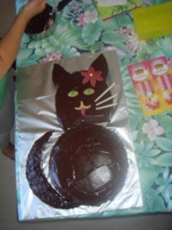 Katzenkuchen MEEEEOOOWWW - Rezept - Bild Nr. 8
